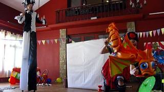 Circo en Cumpleaños | by Circo DeLaNube