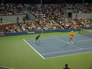 Kim Clijsters and Bob Bryan | by roshweb