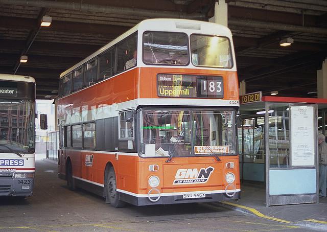 GMN 4446 (SND446X)