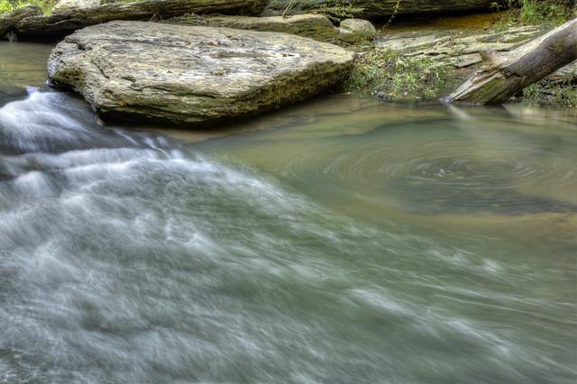 Taylor Creek, White Co, TN