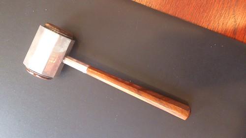 I noticed the Hammer of Thor too ;) Open GLAM Workshop, #OKFest