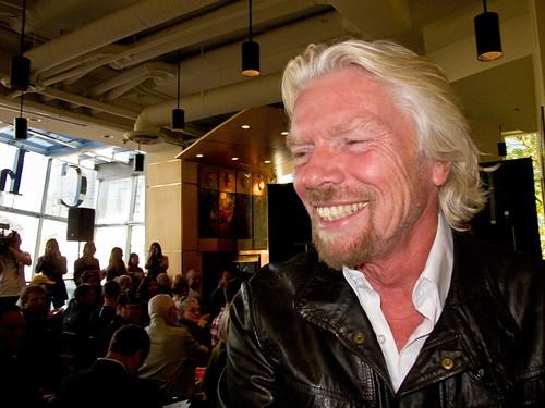 Sir Richard Branson in Vancouver | by Shinsuke JJ Ikegame