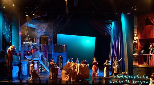 WSU Theatre's Phantom of the Opera, 2012