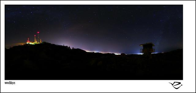 :: Pico de la Gorra 360º ::