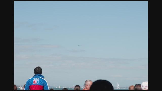 B-2 Flyover