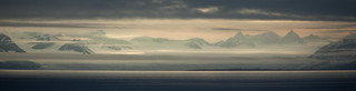 Evening time on Svalbard   by Kitty Terwolbeck