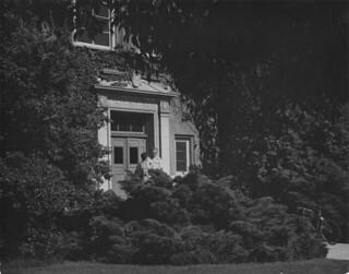 Mason Hall in 1952