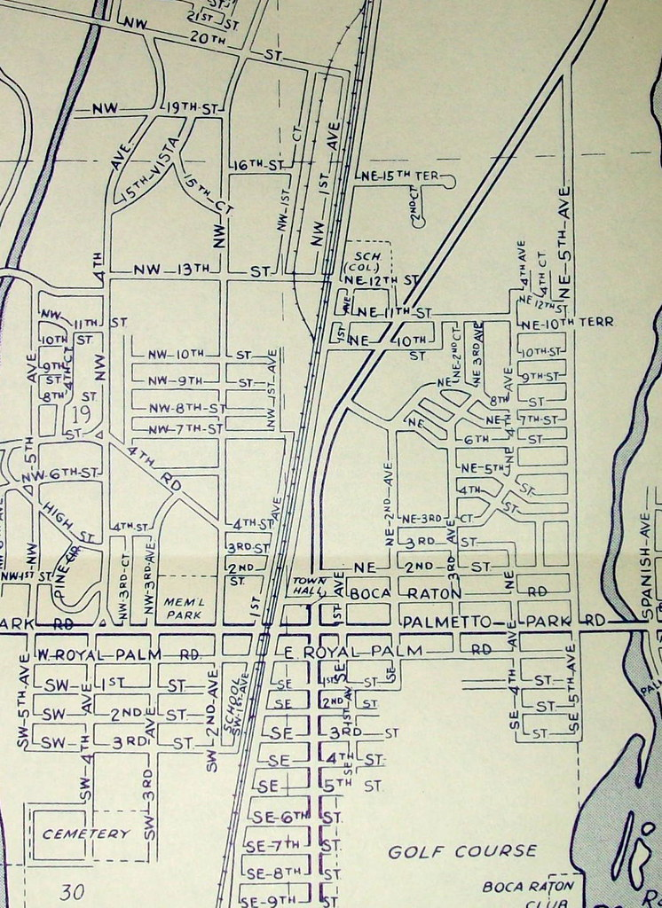 Boca Raton FL 1955 | Map by Dolph Map Co. | davecito | Flickr on st. augustine, pompano beach, west palm beach, naples florida map, daytona beach, biscayne park florida map, deerfield beach, fort myers, deerfield beach fl map, key west, delray beach, brandon florida map, broward county florida map, lynn university, coral gables florida map, bradenton florida map, florida atlantic university, hollywood florida map, cocoa beach florida map, palm beach florida map, key west florida map, palm beach county, ft myers florida map, winter springs florida map, lakeland florida map, boynton beach, south florida map, broward county, miami florida map, pompano beach florida map, fort lauderdale, tallahassee florida map, palm beach, miami beach, cape coral florida map, daytona beach florida map,