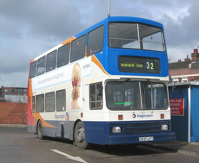 Stagecoach KHCT 14637 (C637LFT)
