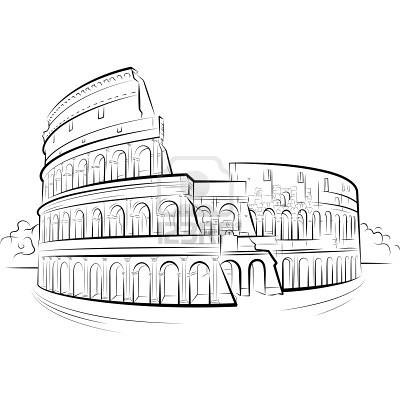 10305347 Dibujo Coliseo Roma Italia Carlossanchezs Flickr