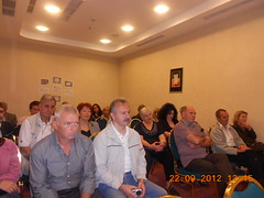 CML Avareness day 22 Sept.2012 in Skopje (Macedonia)