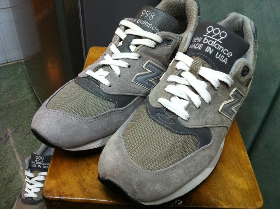 huge discount 22169 5a2c0 New Balance 998 vs 999 Made In USA   pinkyy90   Flickr