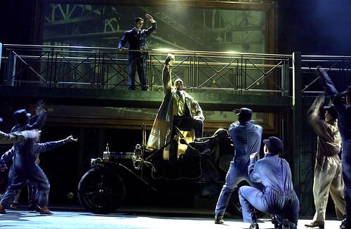 WSU Theatre's Ragtime, 2006