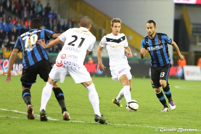 Club Brugge - Racing Genk: 1-1