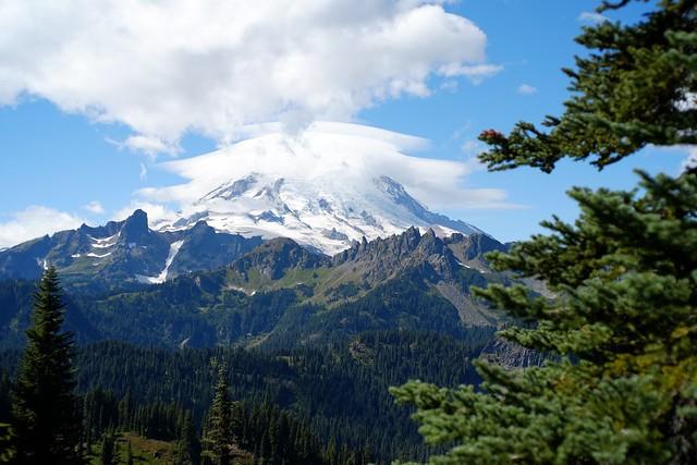 Mt Rainier, WA