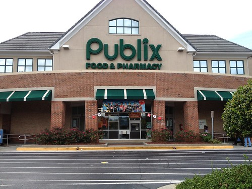 Publix Hampton, GA | by MikeKalasnik