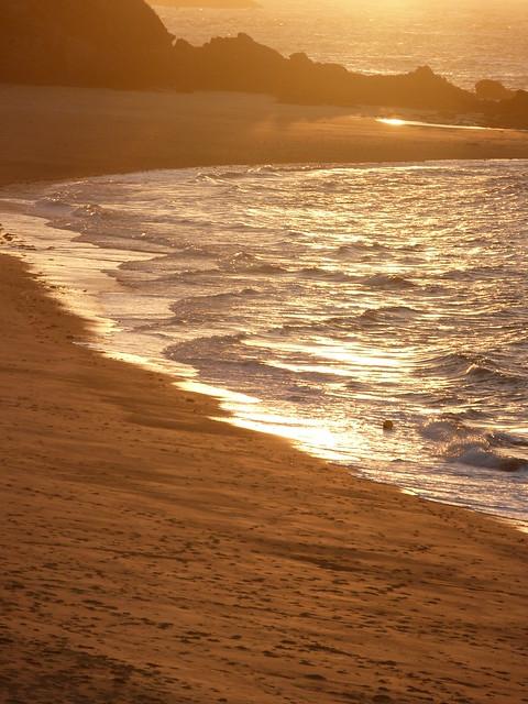 Le soleil de la Guimorais ....