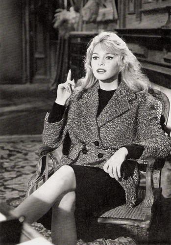 Brigitte Bardot in En cas de malheur (1958)