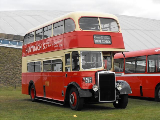 L453, NEH 453, Leyland Titan (t.2012)