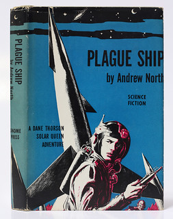 Andrew North - Plague Ship | by Gnome Press SciFi