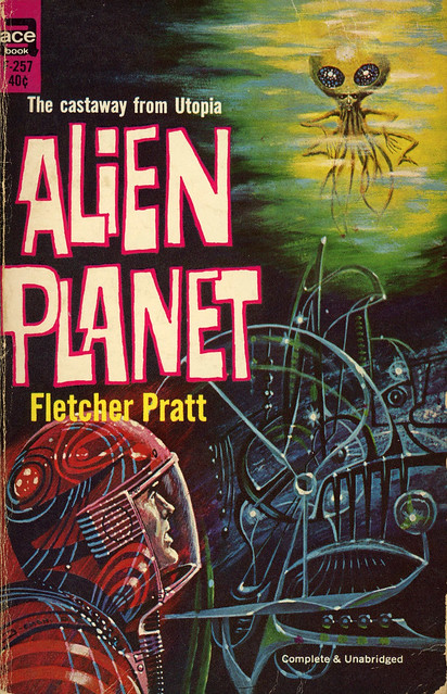 Ace Books F-257 - Fletcher Pratt - Alien Planet
