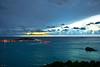 Amaneciendo en la bahia del puerto de Ibiza by ibzsierra