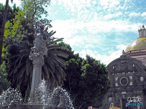 Fuente de San Miguel Srcángel