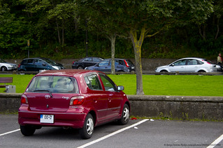 2000 Toyota Vitz Clavia