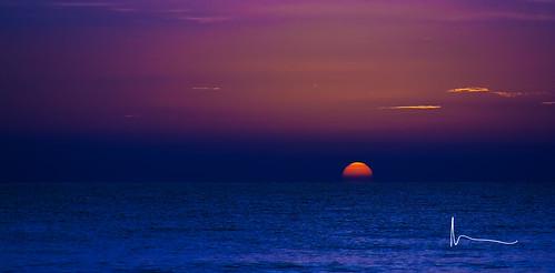 sunset fall gulfofmexico eltonjohn 1970 lyricallyspeaking inflorida tumbleweedconnection thankgoditsover ontheatlanticcoast wheretonowstpeter summer2012 deepfriedphotography beatsanyseason onanycoast