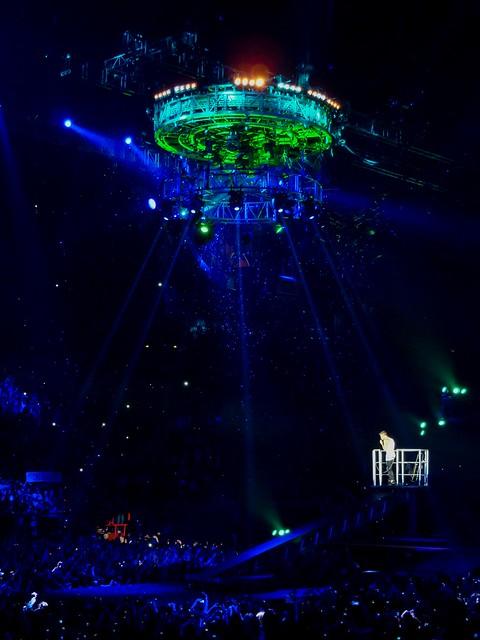 Justin Bieber - Believe Tour - Bercy, Paris (2013)