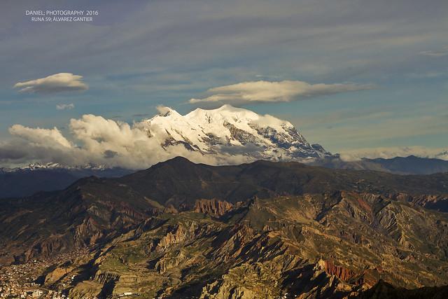 Contrafuertes de la Cordillera