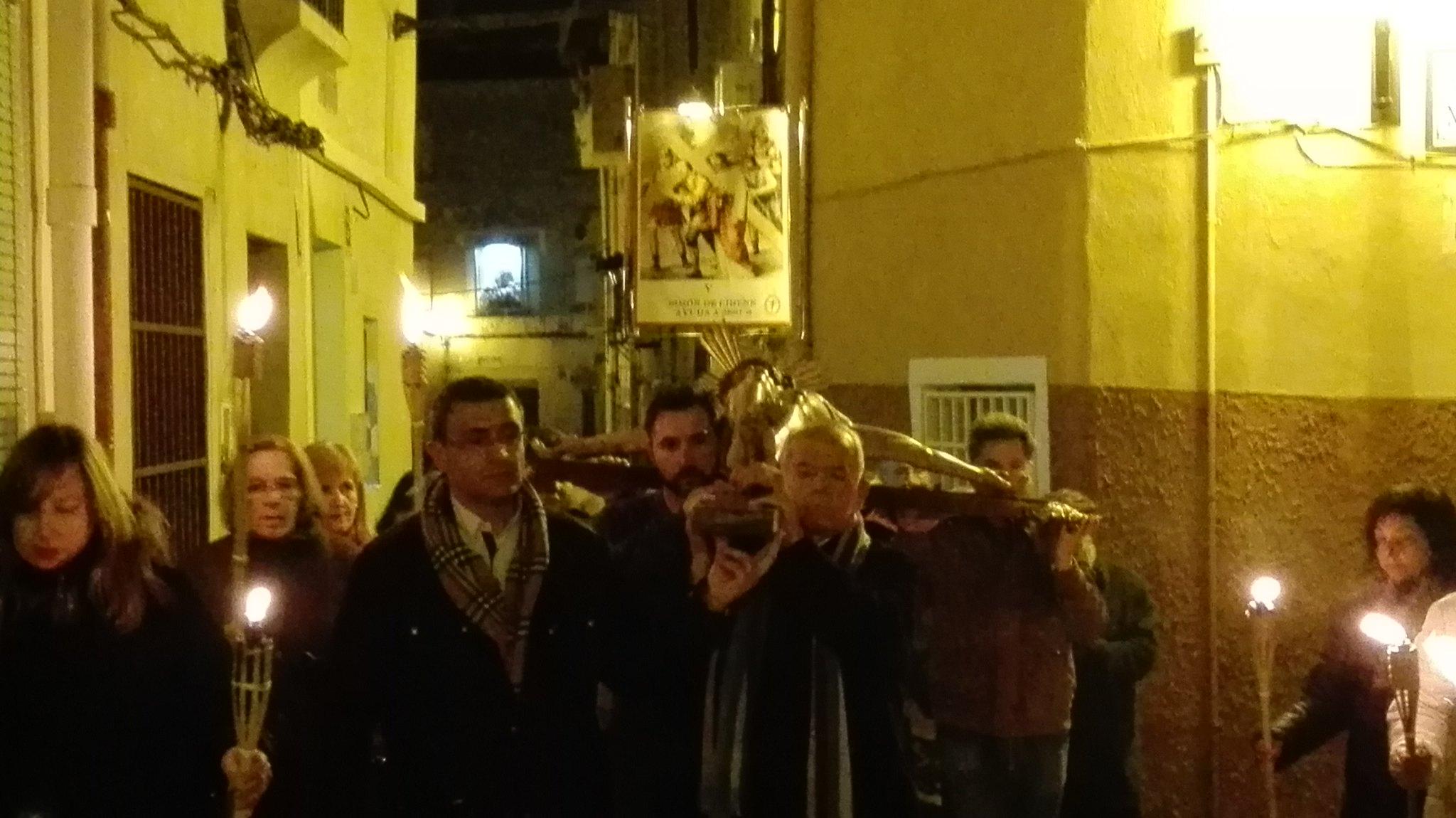 (2016-03-18) - VII Vía Crucis nocturno - Javier Romero Ripoll (020)