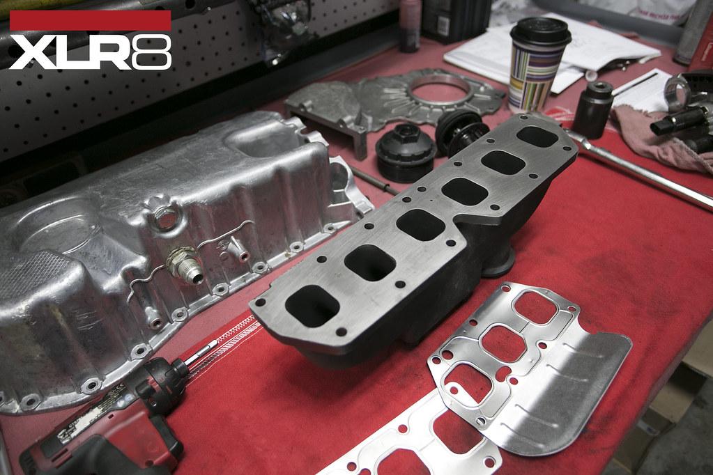 Vr6 Turbo Kit Mk4
