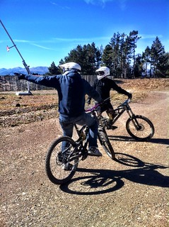 Downhill La Molina | by Shht!