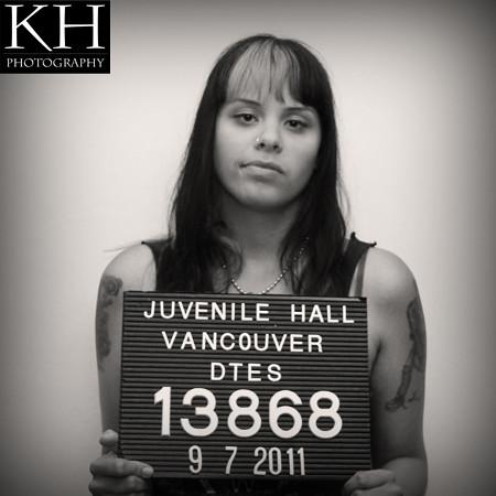 Juvenile Hall Mugshots | Juvenile Hall photoshoot for their … | Flickr