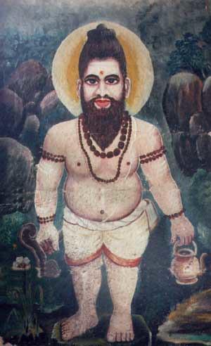 10 5 Agastyar of 18 Siddhars | Riaz Padamsee | Flickr