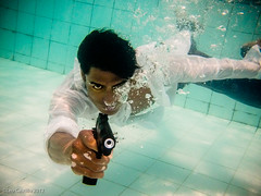 Jet Rai as James Bond