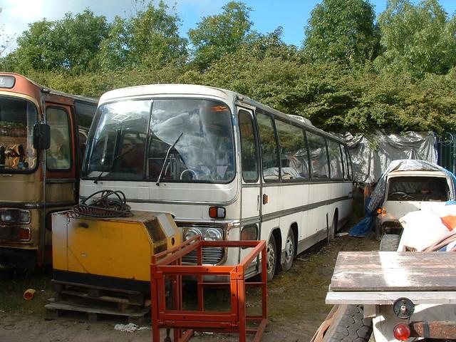 Bedford VAL/Plaxton Elite C53F
