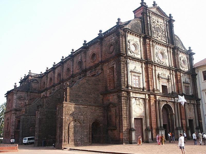 Basilica of Bom Jesus | The Basilica of Bom Jesus or Borea J… | Flickr