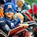 Chelsea Purgahn - 2012 CASA Superhero Run