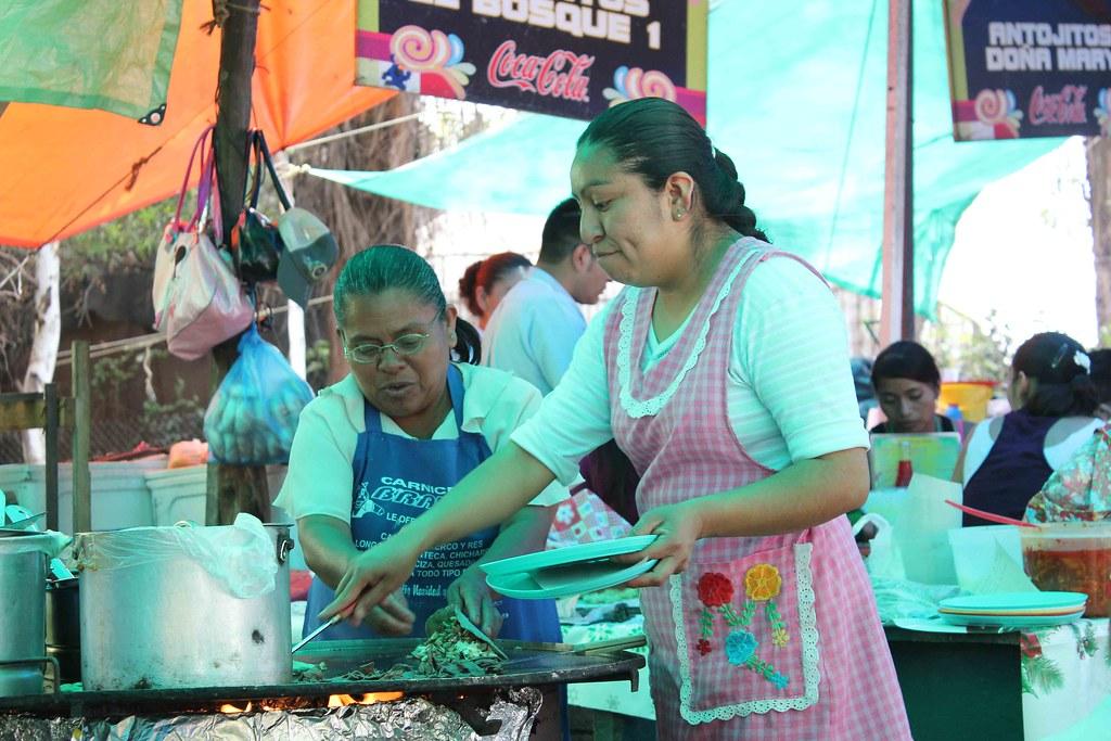 Señoras Cocinando Ivan Rivera Flickr