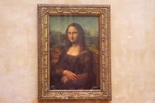 Musée du Louvre - Mona Lisa   by channone