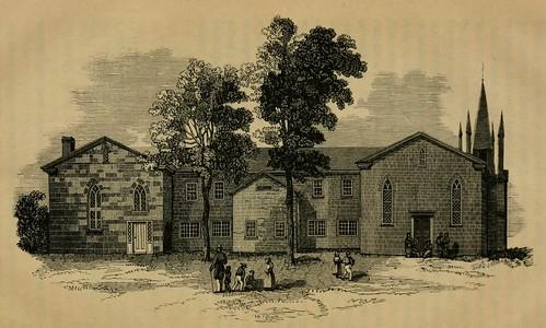 ohio print 1840s gambier knoxcounty ohioartthrough1865