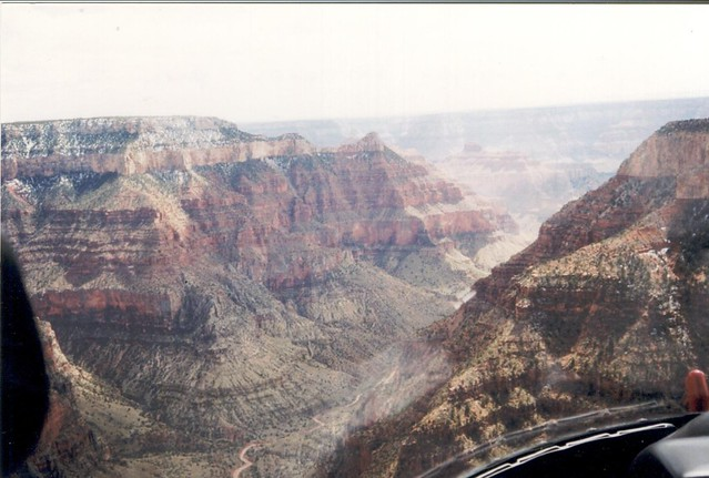 Grand Canyon Helicopter Trip 1999