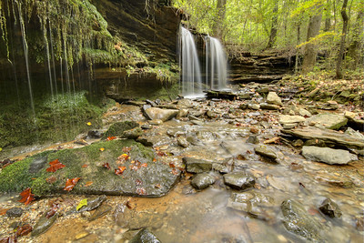 City Lake Falls, Putnam County, Tennessee 7