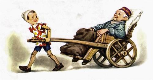 Pinnochio - illustrated by Libico Maraja (88)