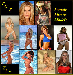 Top Female Fitness Models of All Time