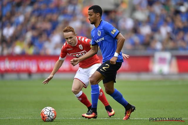 Club Brugge - Standard 28-08-2016