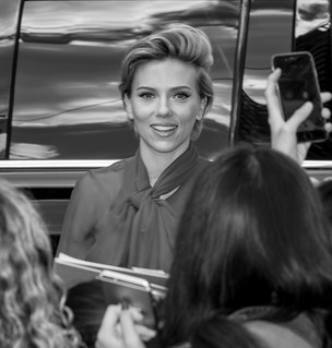 Scarlett Johansson | by Somewhere In Toronto