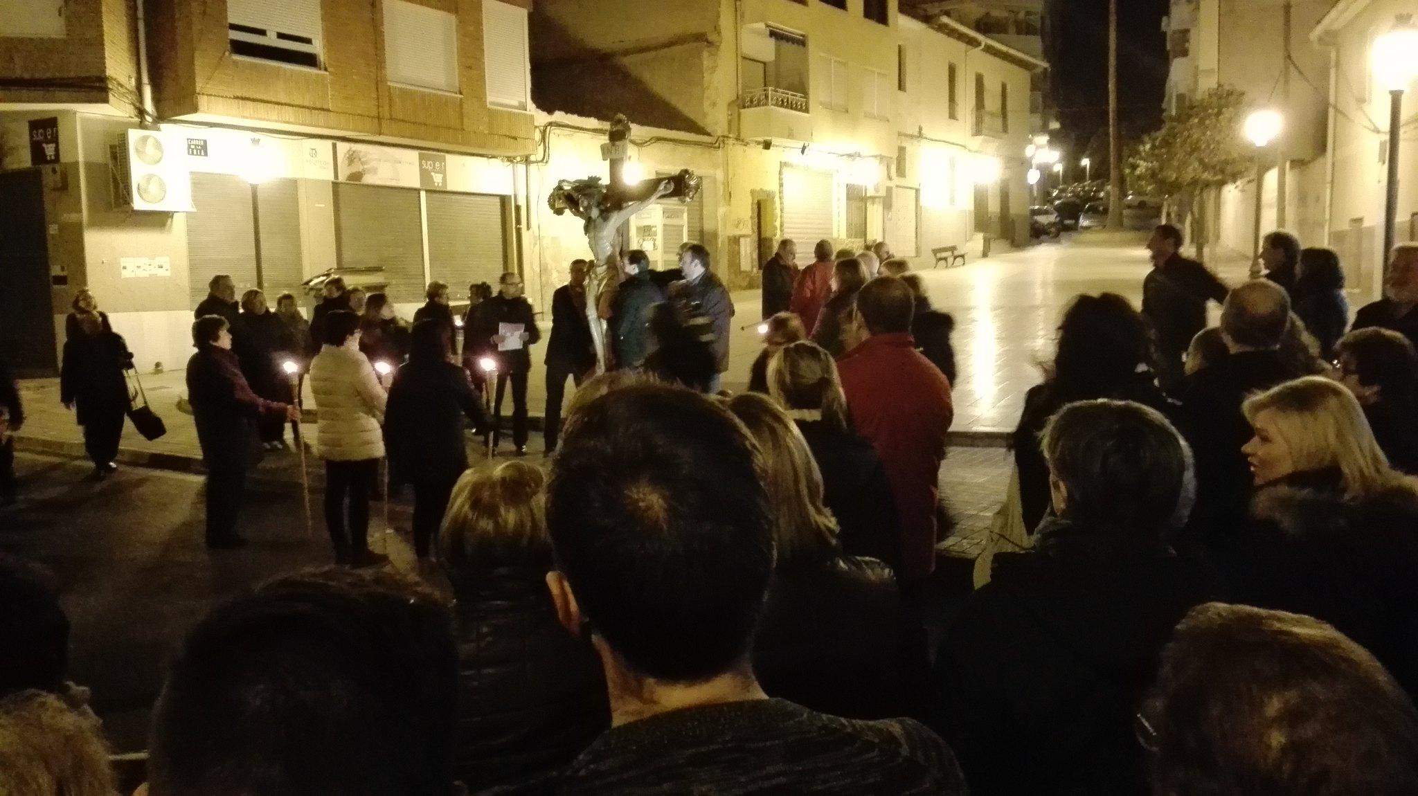 (2016-03-18) - VII Vía Crucis nocturno - Javier Romero Ripoll (002)